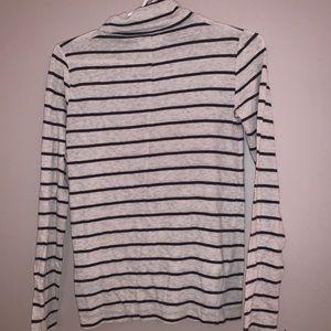 Madewell Sweaters - Madewell striped turtleneck